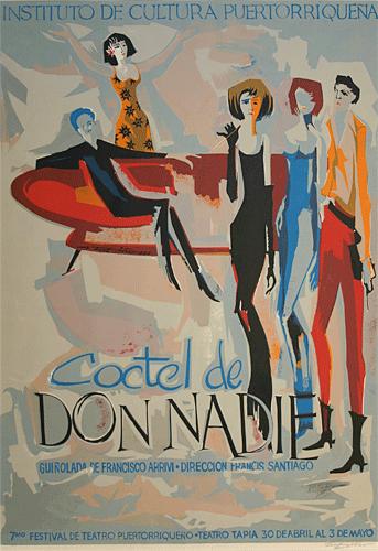 Poster #3 (Rafael Tufiño)