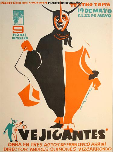 Poster #4 (Rafael Tufiño)