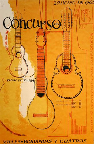 Poster #9 (Rafael Tufiño)