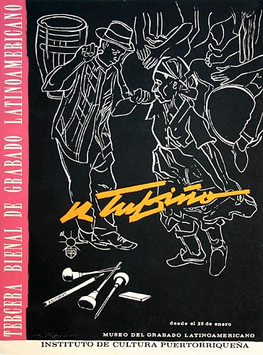 Poster #19 (Rafael Tufiño)
