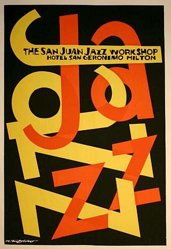 Poster #23 (Rafael Tufiño)