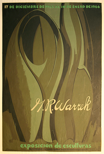 Poster #25 (Rafael Tufiño)