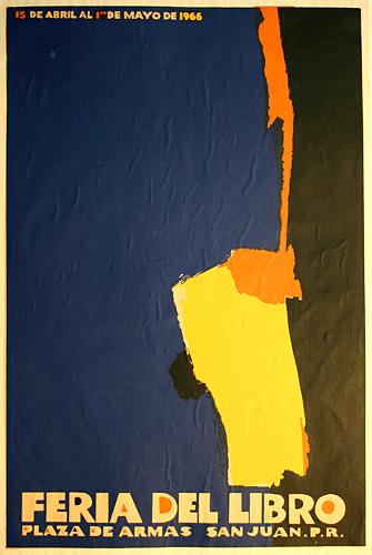 Poster #26 (Rafael Tufiño)