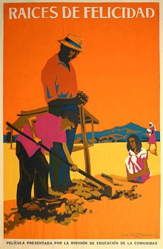 Poster #28 (Rafael Tufiño)