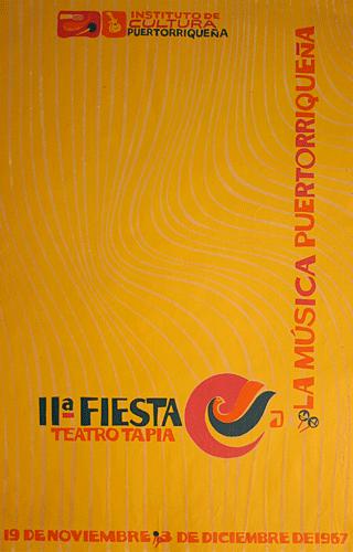 Poster #29 (Rafael Tufiño)