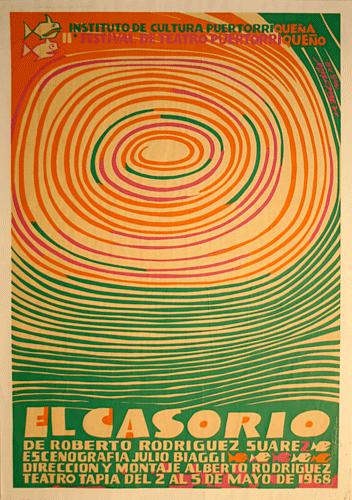 Poster #31 (Rafael Tufiño)