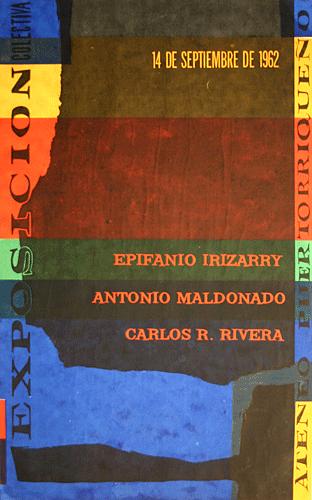 Poster #32 (Rafael Tufiño)