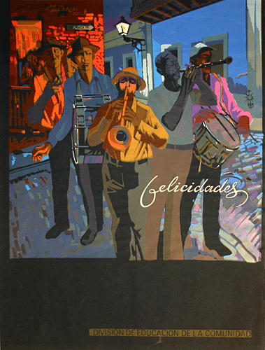 Poster #33 (Rafael Tufiño)