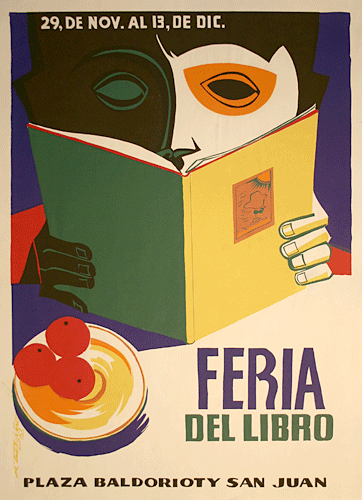 Poster #36 (Rafael Tufiño)