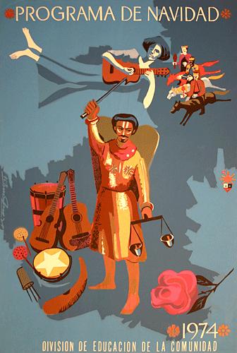 Poster #39 (Rafael Tufiño)