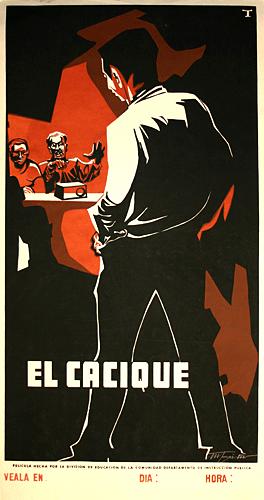 Poster #40 (Rafael Tufiño)