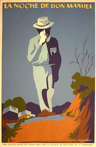 Poster #41 (Rafael Tufiño)