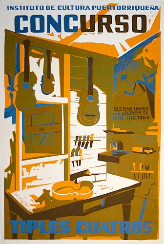 Poster #47 (Rafael Tufiño)