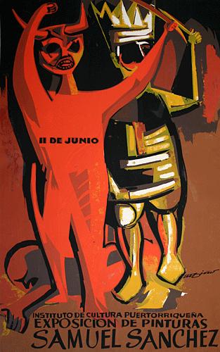 Poster #49 (Rafael Tufiño)