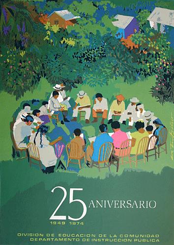 Poster #51 (Rafael Tufiño)