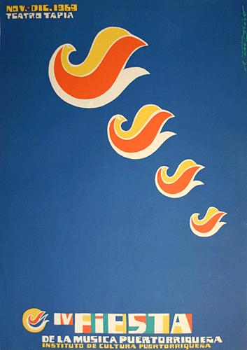 Poster #52 (Rafael Tufiño)