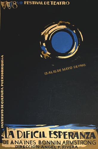 Poster #54 (Rafael Tufiño)