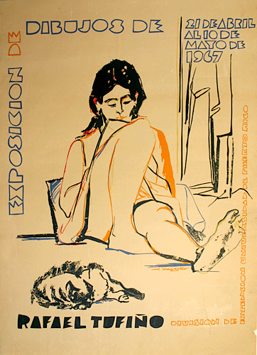 Poster #56 (Rafael Tufiño)