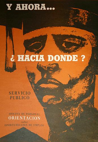 Poster #63 (Rafael Tufiño)