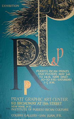 Poster #74 (Lorenzo Homar)
