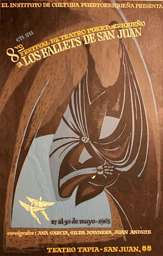 Poster #84 (Lorenzo Homar)