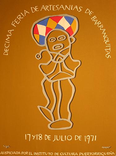 Poster #87 (Lorenzo Homar)