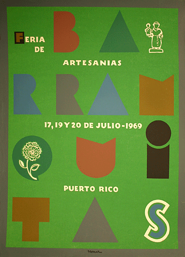 Poster #88 (Lorenzo Homar)