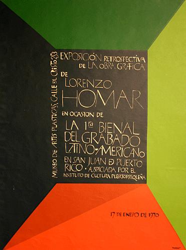 Poster #97 (Lorenzo Homar)
