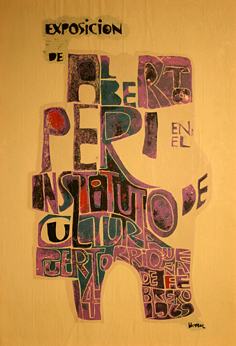 Poster #102 (Lorenzo Homar)