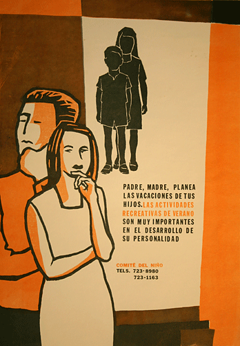 Poster #134 (Tony Maldonado)