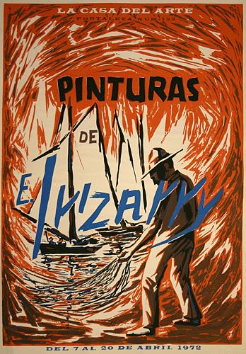 Poster #143 (Tony Maldonado)