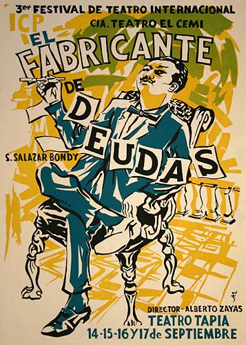 Poster #154 (Tony Maldonado)