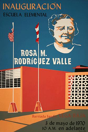 Poster #248 (Rafael Tufiño)