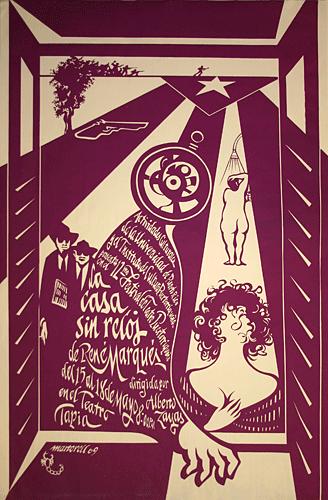 Poster #260 (Antonio Martorell)