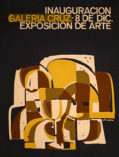 Poster #320 (E. López)