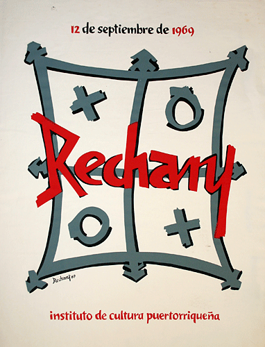 Poster #322 (Rechanny)