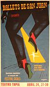 Poster #30 (Rafael Tufiño)