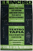 Poster #71 (Lorenzo Homar)